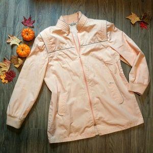 Authentic 80s vintage pink kawaii coat